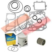 Suzuki RM250 1996 - 1997 Mitaka Top End Rebuild Kit Inc Piston & Gaskets